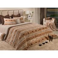 Покрывало+2 подушки LEIPER арт.Rihanna castanho