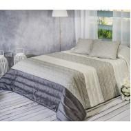 Покрывало ALGODON BLANCO Futre gris 250x270