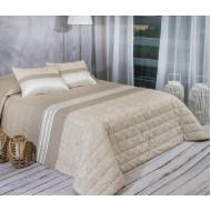 Покрывало ALGODON BLANCO Pauleta beige 250x270