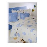 Покрывало A.SALGADO арт.Ursinhos blue