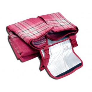 Плед 'Bocasa Picnic pink 528322'