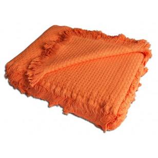 Покрывало Design 1536 оранжевый
