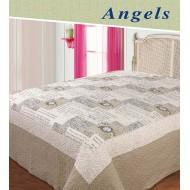 Покрывало 'Angels бежевый'